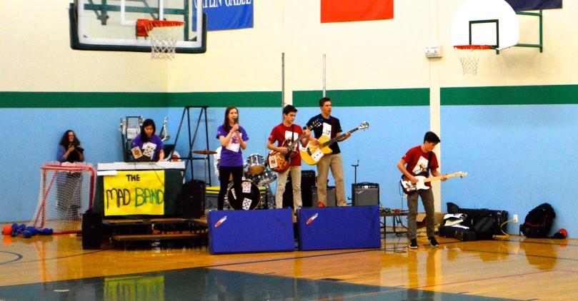 WOOOOO Mad Band!