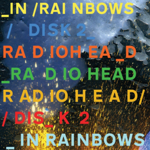 in_rainbows_disk_2_official_cover