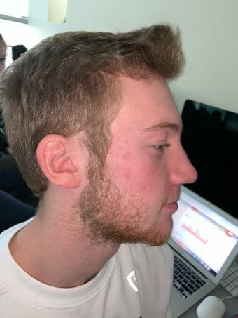 No Shave_John 2